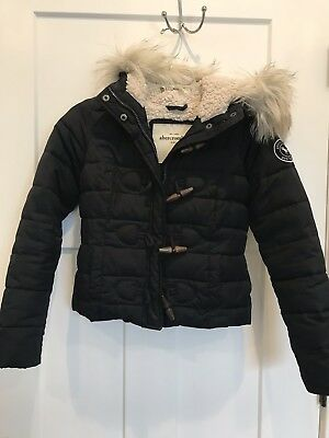 Abercrombie Kids Girls Medium Jacket