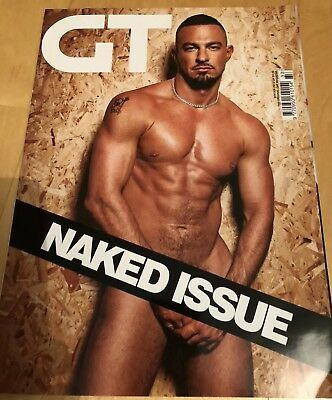 Gay Times-Winter 2013-Naked Issue-Issue 427-Muscled Hunks-Gay Interest