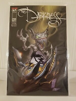 THE DARKNESS Vol 1 Issue 5  Top Cow Image Ennis Silvestri Batt Firchow