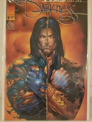 THE DARKNESS Vol 1 Issue 9 Top Cow Image