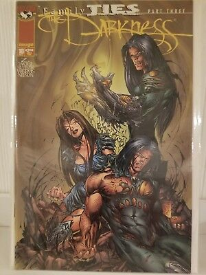 THE DARKNESS Vol 1 Issue 10 Top Cow Image