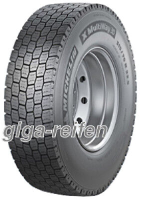 LKW Michelin X Multiway 3D XDE 315/80 R22.5 156/150L M+S Kennung