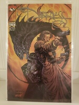THE DARKNESS Vol 1 Issue 27 Top Cow Image