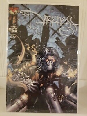 THE DARKNESS Vol 1 Issue 30 Top Cow Image