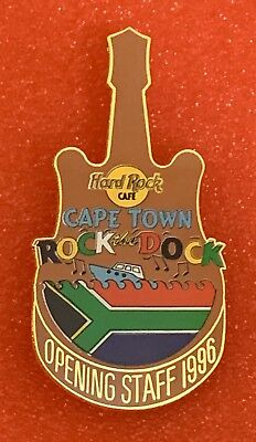 Hard Rock Cafe Grand Opening Staff Pin Cape Town