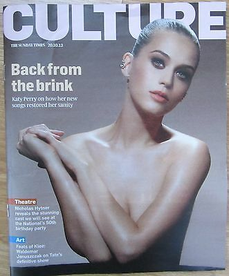 Katy Perry - Culture magazine – 20 October 2013