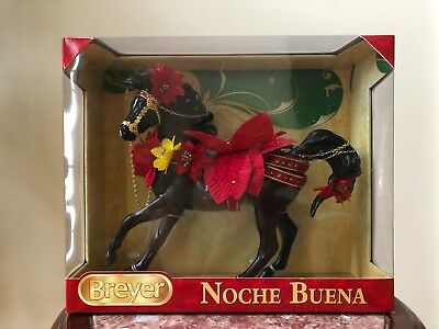 Breyer Noche Buena Christmas Traditional Holiday, New in Box, Never Opened, 2012