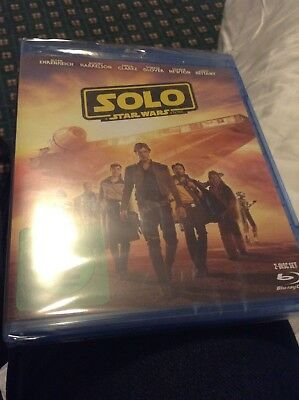 Solo A Star Wars Story - BluRay