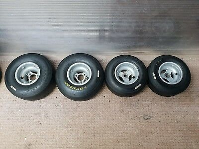 Otk Cadet Kart Rims Wheels