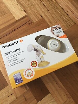 Medela Breast Pump (Harmony)