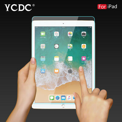 Genuine Tempered Glass Film 9H Screen Protector For Apple iPad Mini/Air/Pro 470
