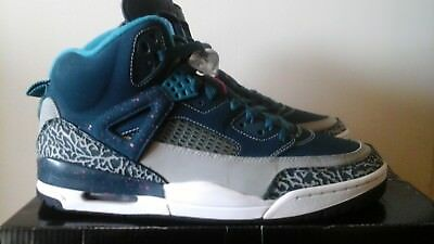 outlet store 08fcb 04371 Jordan Spizike Space Blue Fusion Pink-Wolf Grey-Tropical Teal Size 10 men s