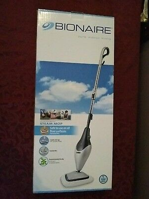 Bionaire Steam Mop by Sensio Bionaire brand new 1500 watt lightweight