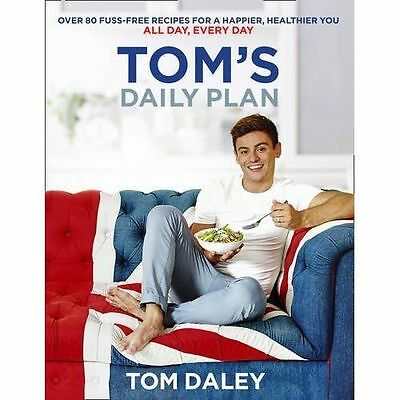 Tom's Daily Plan (Limited Signed Edition), Daley, Tom, New Book