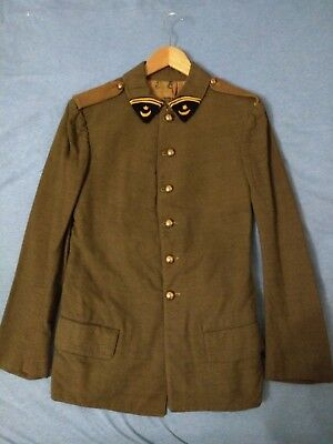 Hollywood copy of 1930s French Colonial tunic