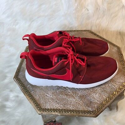cheap for discount 0115b 2cc11 Brand New Men s Nike Roshe One Premium Running Shoes Red Size 11.5