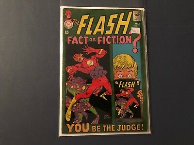 The Flash #179 1st App of Earth-Prime, Silver Age