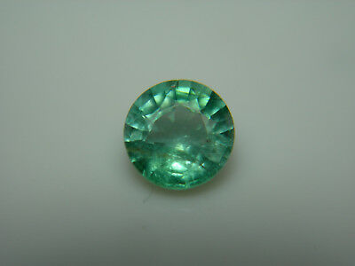 rare Colombian Emerald gem Natural Colombia Green Gemstone Good Clarity 0.58ct