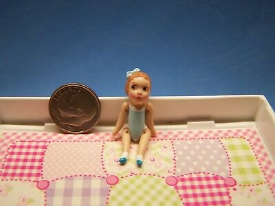 1:12 Scale Dollhouse, Patsy  Doll, About 1 3/8 Inch Tall