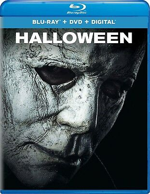 Halloween (2018) (Blu-ray/DVD, 2019, 2-Disc Set) Brand NEW FREE SHIPPING