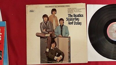 The Beatles-Yesterday and Today~Capitol Records – ST 2553~1968
