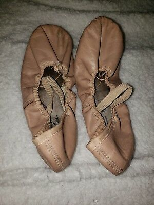 American Ballet Theater Ballet Shoes Size 3 1/2