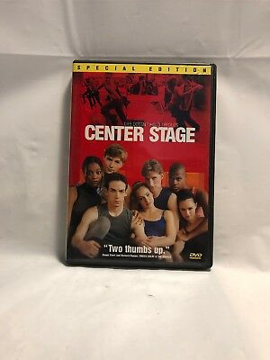 Center Stage Special Edition DVD Pre- Owned