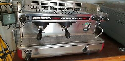 La cimbali M22 Plus Commercial Espreso Machine includes La Cimbali cadet grinder