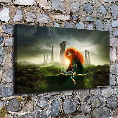"""12""""x22"""" Disney HD Canvas print Painting Home Decor Picture Room Wall art Poster"""