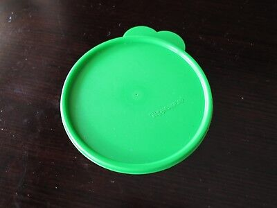 "Tupperware Replacement ""C"" Lid Seal Double Tab - green"