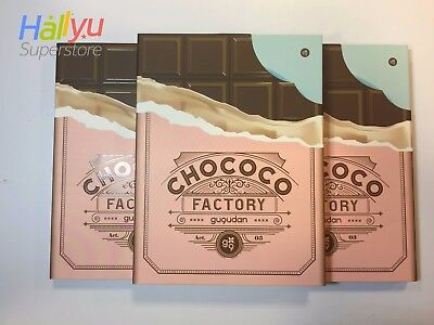 """Gugudan """"Chococo Factory"""" 1st Single - Autographed(Signed) Promo (Updated 1.19)"""