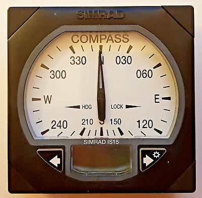SIMRAD IS15 Compass Instrument.