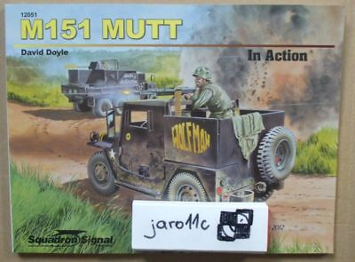 M151 MUTT - In Action - Squadron/Signal