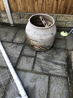 Belle Mixer Drum Cement And Stand