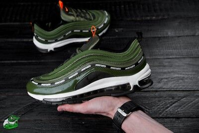 timeless design 17b60 b852d NIKE AIR MAX 97 UNDEFEATED GREEN Verde 44 taglia size 44 (28 cm)