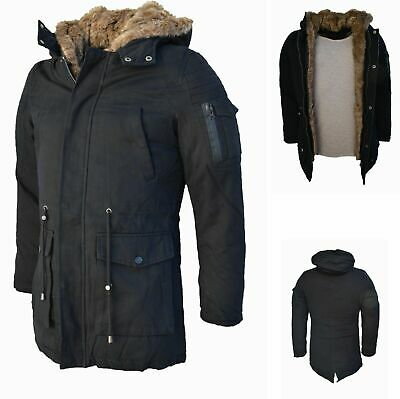 GEOGRAPHICAL NORWAY ADN 069 Herren Winter Jacke Winterparka