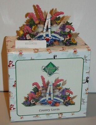 Charming Tails 88/141 Country Luvin - In Box Fitz and Floyd 742414308913
