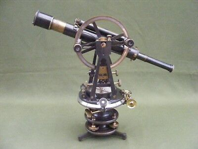 Antique Transit Theodolite
