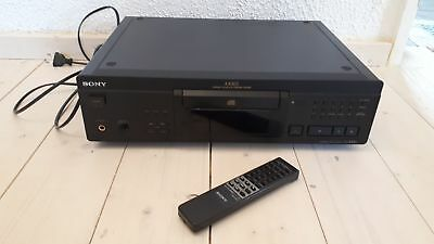 Sony CDP-XA3 ES Highend CD-Player mit Fernbedienung