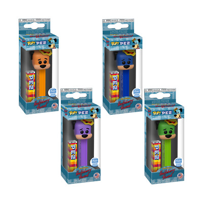 Funko Shop Exclusive Pop Pez: Huckleberry Hound 4-Pack Bundle