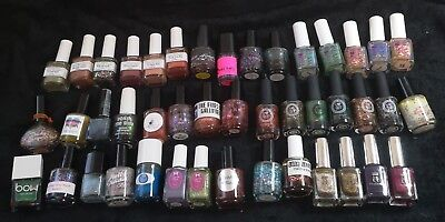 Large Bundle Job Lot Cheap Indie Nail Polish Varnish ILNP Darling Diva Glam etc