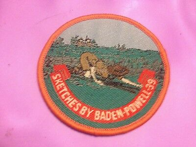 Girl Guides / Scouts Sketches by Baden Powell 39