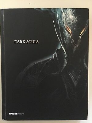 Dark Souls - The Official Guide - Future Press - Hard Cover