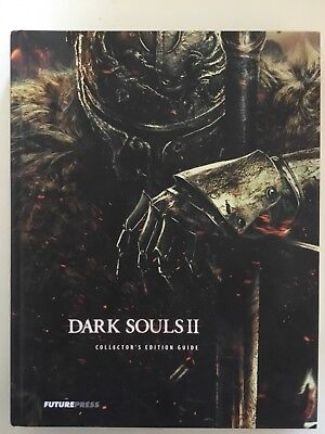 Dark Souls 2 II Official Collectors Edition Game Guide - Futurepress (Hardcover)