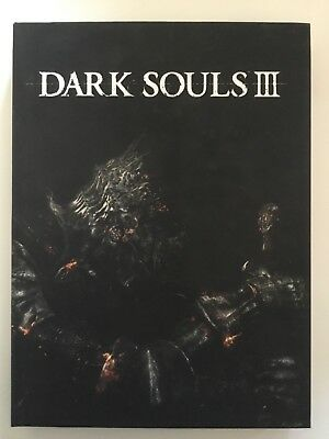 Dark Souls 3 Official Collector's Edition Game Guide Book