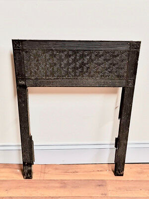 Antique cast iron insert by Thomas Jeckyll  English Circa 1827-81