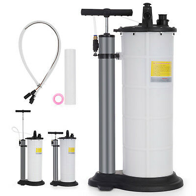 9L Air Operated/Pneumatic Fluid Extractor Engine Oil Changer Vacuum