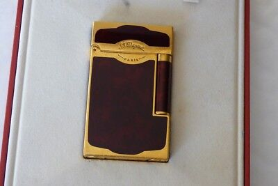 S T Dupont Line 2 ' Oscuro Maduro' Cigar Lighter - Boxed