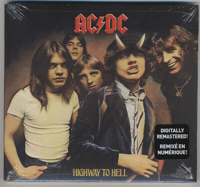 Ac/dc * Acdc * Highway To Hell * Remastered * Cd * New & Sealed