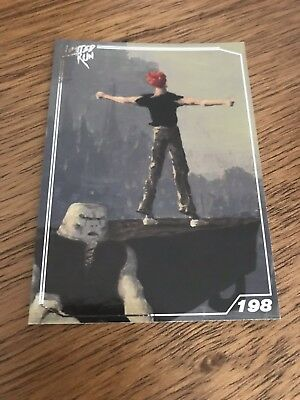 Limited Run Games - Another World Trading Card - Silver - 198